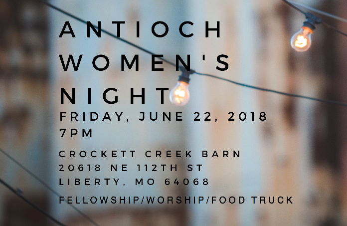 Antioch Women's Night